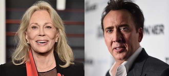Faye Dunaway e Nicolas Cage vão protagonizar o thriller 'Inconceivable'