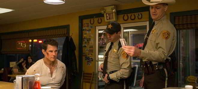 Trailer português de 'Jack Reacher: Nunca Voltes Atrás' com Tom Cruise