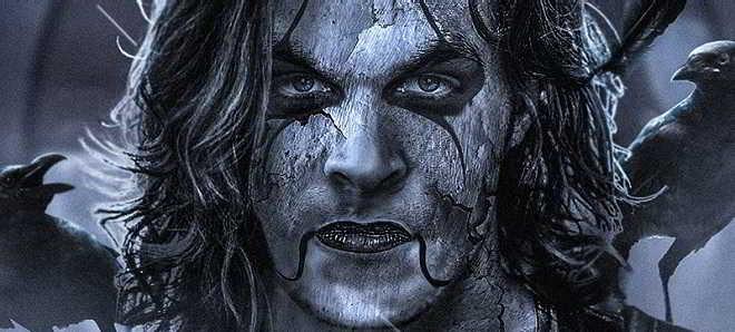 Reboot de 'O Corvo' começa a ser filmado em 2017 com Jason Momoa a protagonista