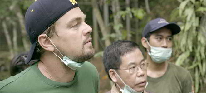 Trailer oficial do documentário 'Before the Flood' com Leonardo DiCaprio