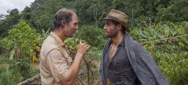 Matthew McConaughey no primeiro trailer oficial de 'Gold'
