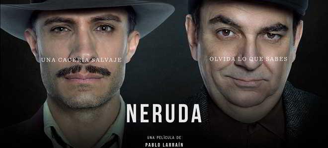 Óscares 2017: 'Neruda' de Pablo Larraín é o candidato do Chile