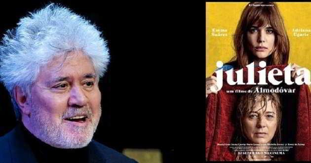 Óscares 2017: 'Julieta' de Pedro Almodóvar é o representante de Espanha