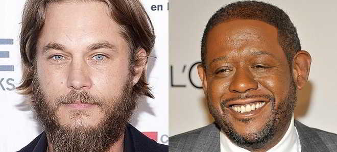 Travis Fimmel e Forest Whitaker no elenco de 'Finding Steve McQueen'