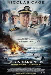 USS INDIANOPOLIS: HOMENS DE CORAGEM