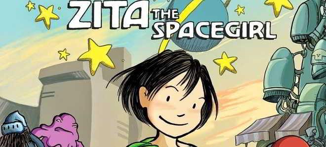 Fox adquiriu os direitos para adaptação de 'Zita the Spacegirl'