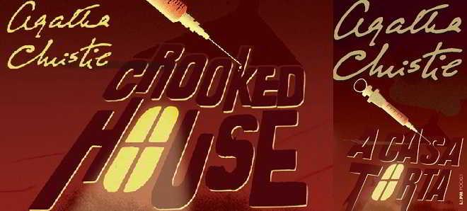 'A Casa Torta': Início das filmagens da adaptação do livro de Agatha Christie