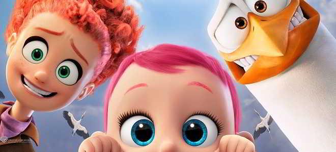 Trailer legendado em português da animação 'Cegonhas'