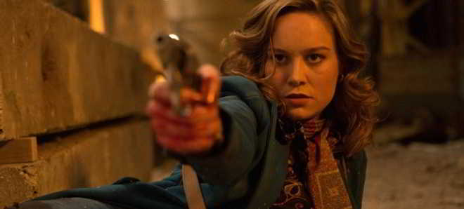 Brie Larson no trailer oficial do thriller de Ben Wheatley, 'Free Fire'