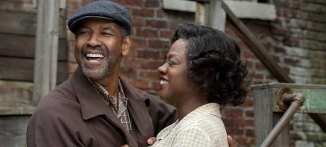 Primeiras imagens de 'Fences', drama com Denzel Washington e Viola Davis
