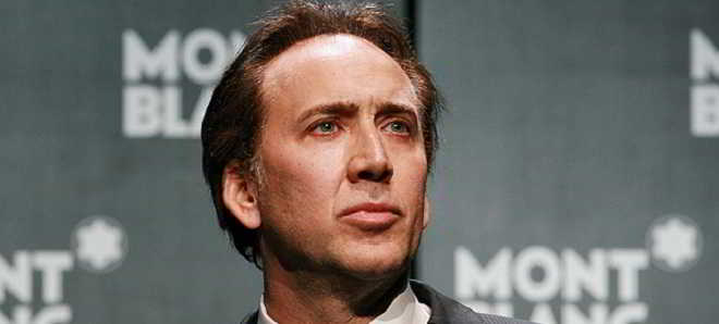 Nicolas Cage vai protagonizar o thriller sobrenatural indie 'Looking Glass'