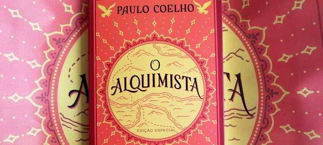 'O Alquimista': Palm Star adquiriu os direitos do livro de Paulo Coelho