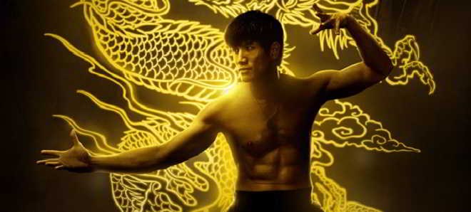 Primeiro poster de 'Birth of the Dragon', cinebiografia de Bruce Lee