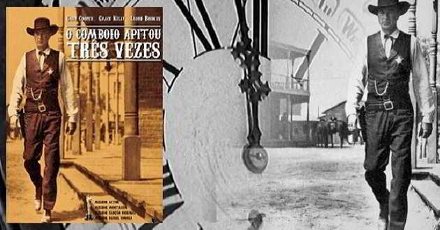 'O Comboio Apitou Três Vezes': Western de 1952 vai ter um remake