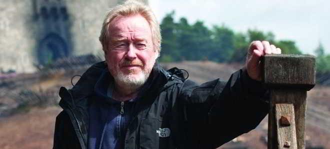 Ridley Scott poderá dirigir a adaptação do novo livro de Don Winslow