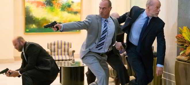 Trailer legendado em português de 'Saqueadores' com Bruce Willis