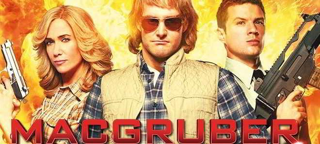 Em desenvolvimento uma sequela de 'MacGruber - Licença para Estragar'