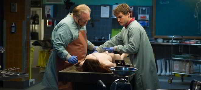 Divulgado o teaser trailer do filme de terror 'The Autopsy of Jane Doe'