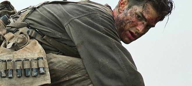 'Hacksaw Ridge' de Mel Gibson aplaudido no Festival de Veneza