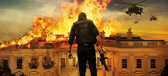 Depois de 'Assalto à Casa Branca' e 'Assalto a Londres' vem aí 'Angel Has Fallen'
