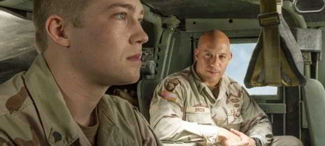 Trailer oficial de 'Billy Lynn's Long Halftime Walk' com Vin Diesel