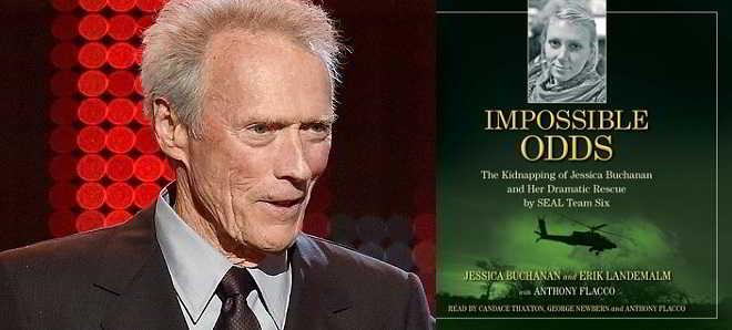 'Impossible Odds' poderá ser o próximo projeto de Clint Eastwood