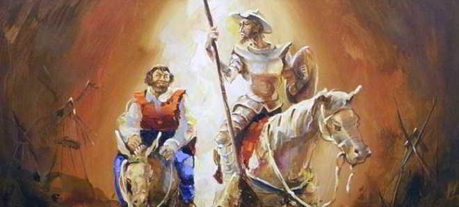 Disney está a desenvolver uma nova versão de Dom Quixote