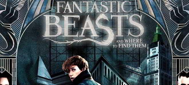 Franquia de 'Monstros Fantásticos e Onde Encontrá-los' vai ter cinco filmes