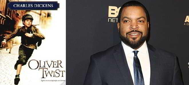 Ice Cube vai interpretar um papel principal na nova versão de 'Oliver Twist'