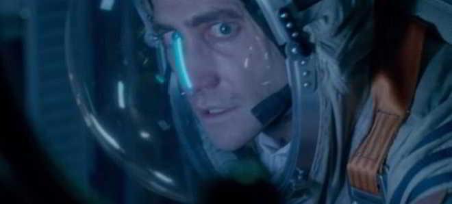 Trailer do thriller de ficção científica 'Life' com Jake Gyllenhaal e Ryan Reynolds