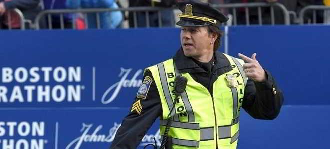 Trailer do thriller dramático 'Patriots Day' com Mark Wahlberg e J.K. Simmons