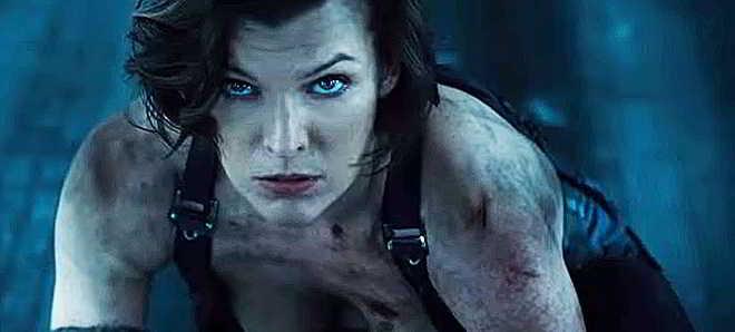 Revelado um novo teaser trailer de 'Resident Evil: Capítulo Final'