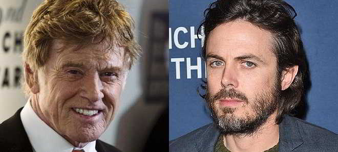 Robert Redford e Casey Affleck juntos no thriller 'The Old Man and the Gun'