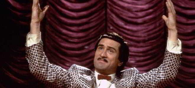 'The Comedian', filme com Robert De Niro pode entrar na corrida aos Óscares