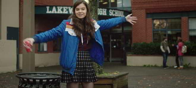 Trailer da comédia dramática 'The Edge of Seventeen' com Hailee Steinfeld