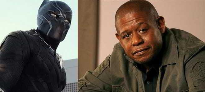 Forest Whitaker juntou-se ao elenco do filme a solo de 'Pantera Negra'
