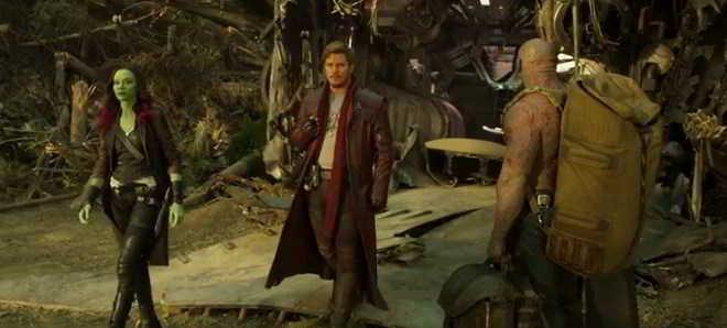 Revelado o primeiro teaser trailer de 'Guardiões da Galáxia 2'