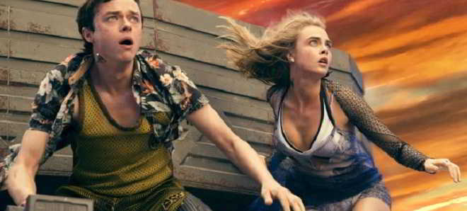 'Valerian and the City of a Thousand Planets': Novas imagens do filme de Luc Besson