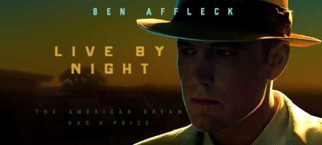 'Live By Night': Antecipação da data de estreia possibilita corrida aos Óscares
