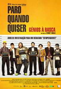 PARO QUANDO QUISER - GÉNIOS À RASCA