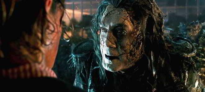 Revelado o primeiro teaser trailer de 'Piratas das Caraíbas 5'