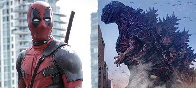 'Deadpool 2' perdeu o realizador e 'Godzilla 2' encontrou um novo
