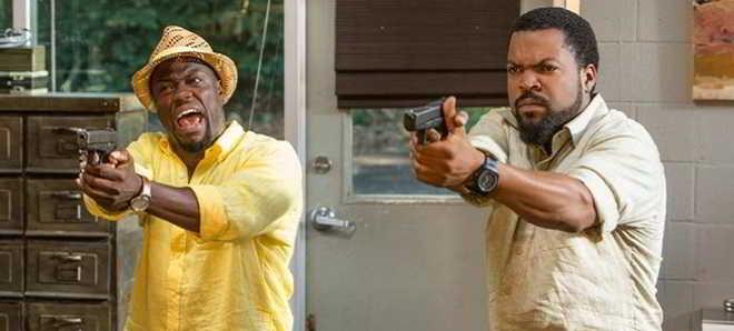 Ice Cube e Kevin Hart confirmados no terceiro filme da franquia 'Polícia em Apuros'