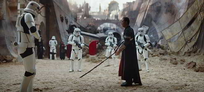 Trailer final e novo poster oficial de 'Rogue One: Uma Historia de Star Wars'