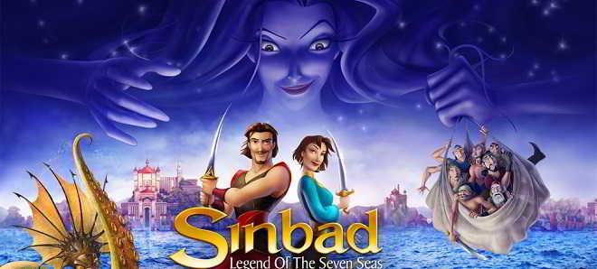 Em desenvolvimento uma nova versão das aventuras do marinheiro 'Sinbad'