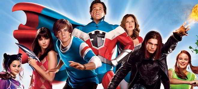 Confirmada uma continuação da comédia 'Sky High - Escola de Heróis'