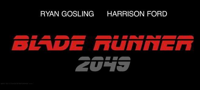 Revelado o título oficial da sequela de 'Blade Runner - Perigo Iminente'
