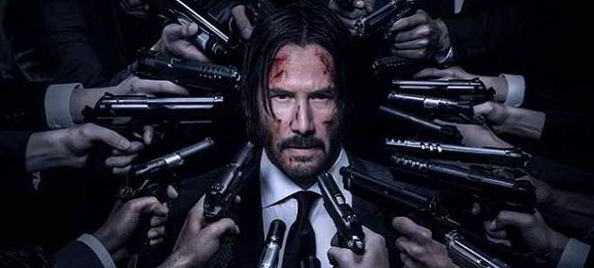 Primeiro teaser trailer oficial de 'John Wick: Chapter 2' com Keanu Reeves