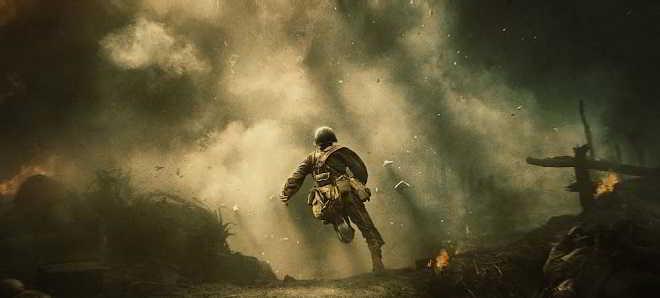 Trailer português de 'O Herói de Hacksaw Ridge' com Andrew Garfield