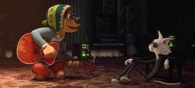 Divulgado um novo trailer oficial da animação 'Rock Dog'